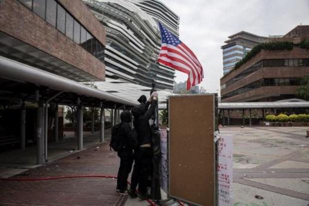 Passe d'armes Chine-USA après un vote du Sénat sur Hong Kong