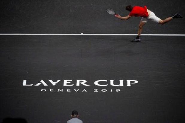 Laver Cup - Alexander Zverev offre la victoire à l'équipe d'Europe