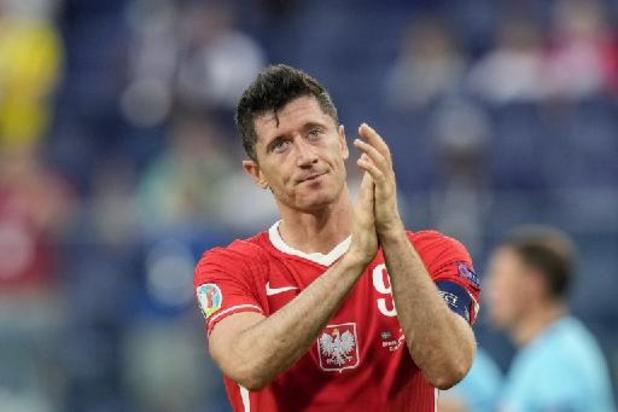 Bundesliga: Duitse sportjournalisten verkiezen Lewandowski opnieuw tot Speler van het Jaar