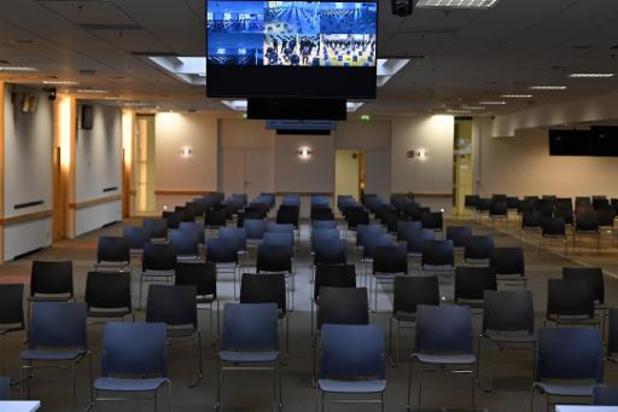 Eerste zitting raadkamer aanslagen Brussel afgelopen