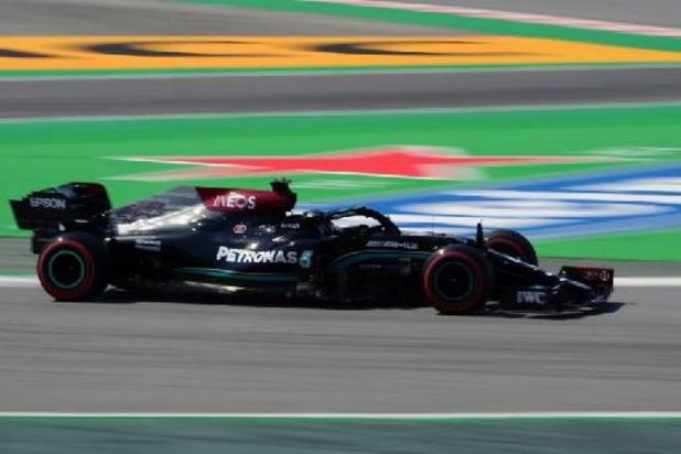 Le Néerlandais Max Verstappen (Red Bull) le plus rapide de la 3e séance d'essais libres