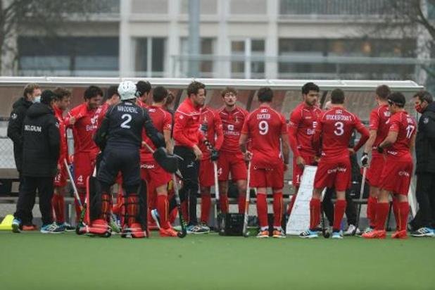 La Belgique s'impose 2-0 lors d'un 2e duel amical contre la Grande-Bretagne
