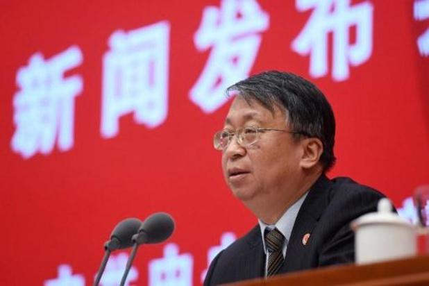"""Mouvement de contestation à Hong Kong - Pékin va """"améliorer"""" le mécanisme de sélection du chef de l'exécutif de Hong Kong"""