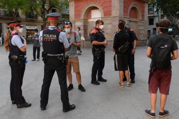 Spanje maakt mondmaskers verplicht in openbare ruimte