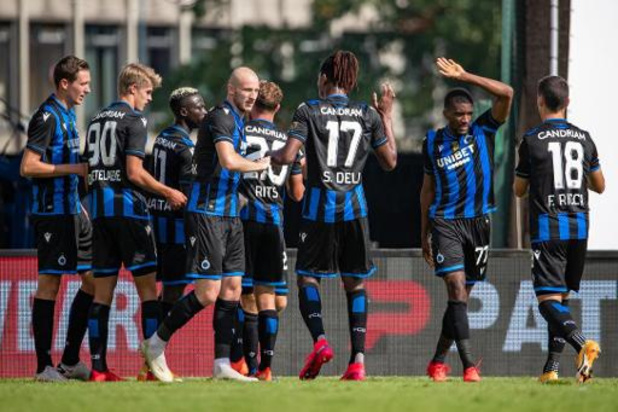 Club Brugge treft in groep F Zenit, Borussia Dortmund en Lazio