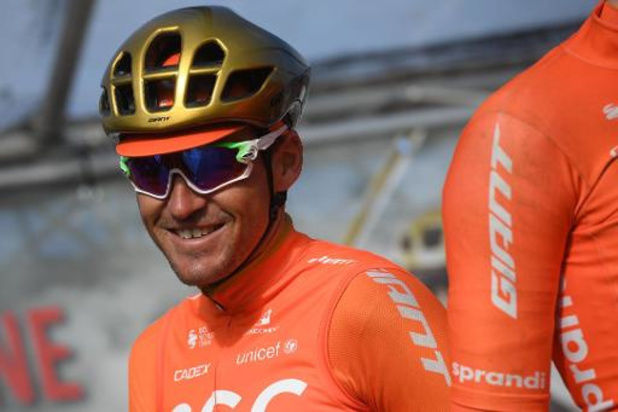 Greg Van Avermaet remporte l'édition virtuelle du Tour des Flandres