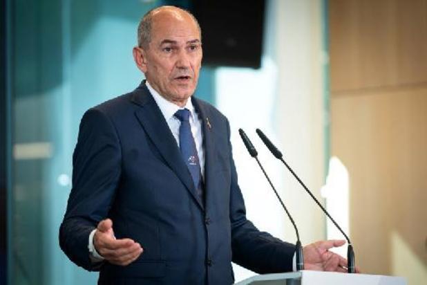 La Slovénie prend la tête de l'UE, rappelée à l'ordre sur la liberté de la presse