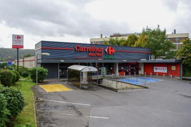 Carrefour à la peine en France et en Belgique