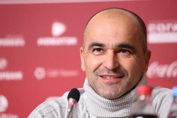 Roberto Martinez haalt Anderlecht-spelers Doku en Dimata voor het eerst bij de selectie