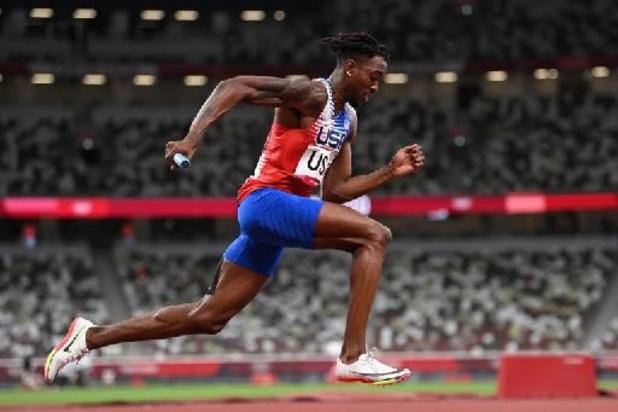 Michael Cherry wint 400m in meetingrecord