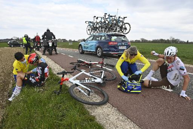 Bob Jungels manquera la Flèche Wallonne et Liège-Bastogne-Liège