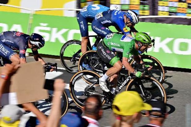 Mark Cavendish evenaart ritzegerecord Eddy Merckx