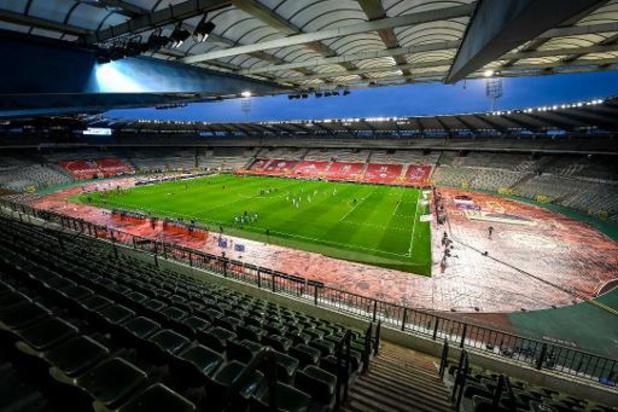 Diables Rouges: l'amical Belgique-Côte d'Ivoire se déroulera comme prévu, 6.200 tickets vendus