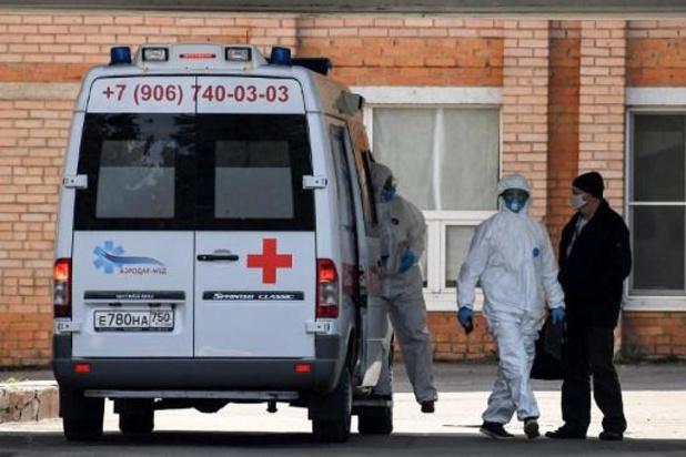 Op een dag tijd 95 nieuwe sterfgevallen in Rusland