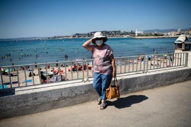 Coronavirus - France: extension de l'obligation du port du masque dans les Bouches-du-Rhône