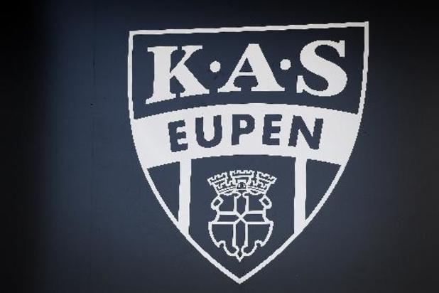 La KAS Eupen annonce avoir sa licence pour la prochaine saison