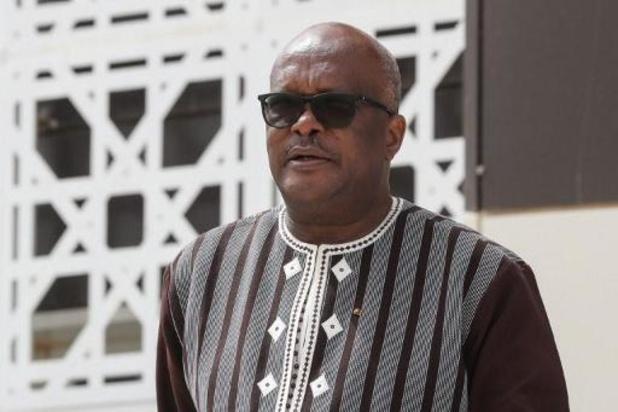 Burkina: le président Kaboré investi candidat à la présidentielle de novembre