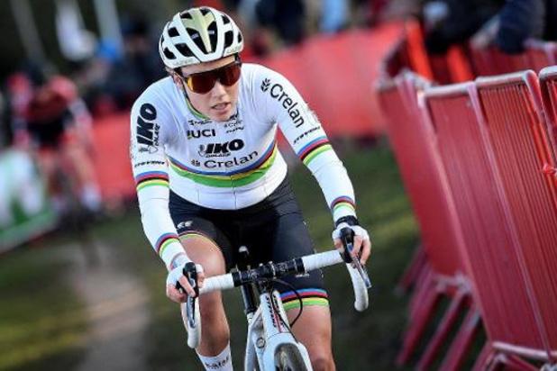 Coupe du monde de cyclocross - Sanne Cant engrange de la confiance avant les championnats du monde