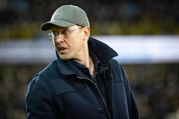 Jupiler Pro League - Waasland-Beveren ontslaat coach Arnauld Mercier