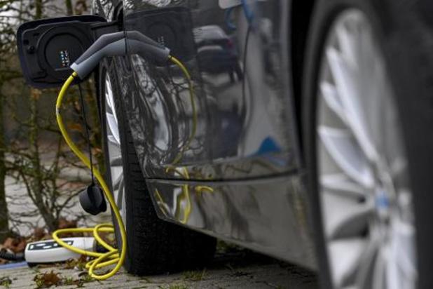 Een op de drie Belgische consumenten van plan om elektrische auto te kopen