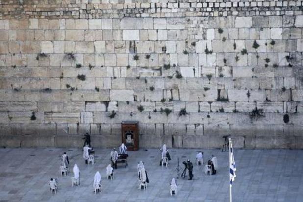 Israël stelt klaagmuur weer open voor gelovigen
