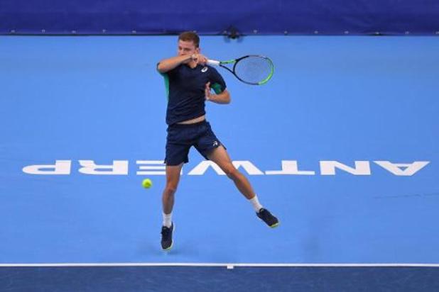 Goffin grimpe à la 13e place du classement ATP, Murray fait un bond de 116 places après sa victoire à Anvers