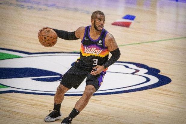 Les Lakers battus par Phoenix sans LeBron James, 10.000 passes pour Chris Paul