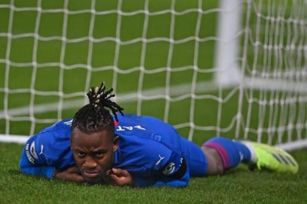 Belgen in het buitenland - Batshuayi en Crystal Palace houden de drie punten thuis tegen Wolverhampton