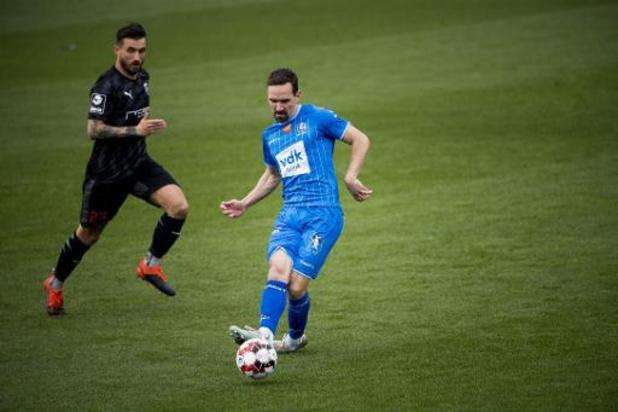 Jupiler Pro League - AA Gent lijft Sven Kums weer definitief in