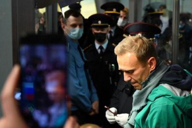 """Empoisonnement de Navalny - Alexei Navalny """"doit être libéré"""""""