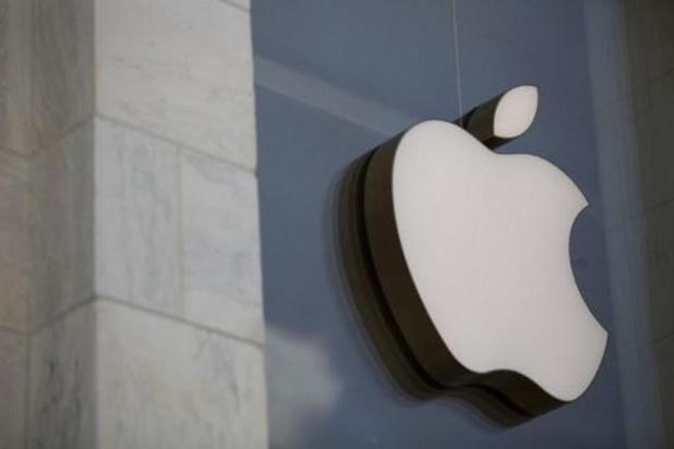 Apple weer duurste Amerikaanse bedrijf
