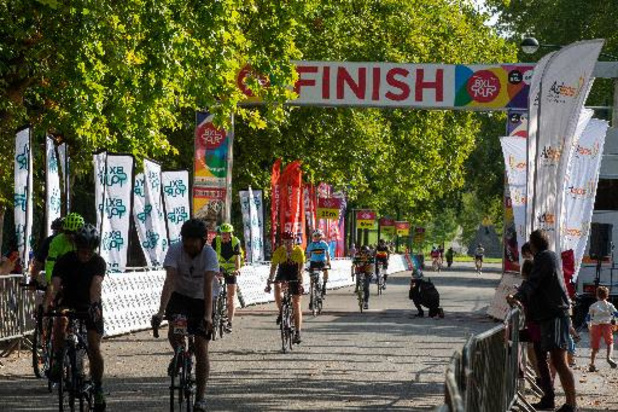 Les cyclistes du BXL Tour s'élanceront le 29 août pour 40 km dans les rues de la capitale