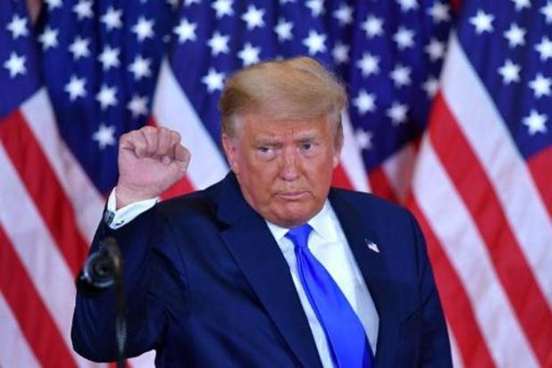 """OVSE beschuldigt Trump van """"flagrant machtsmisbruik"""""""
