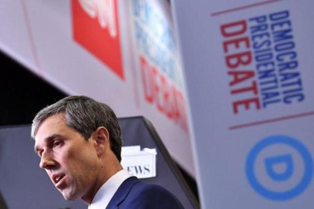 Présidentielle américaine 2020 - Abandon du démocrate Beto O'Rourke dans la course à la Maison Blanche