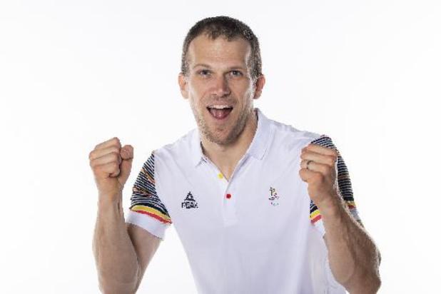 Paralympische Spelen - Ewoud Vromant verbetert in reeksen zijn wereldrecord op 3 km individuele achtervolging