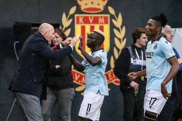 Jupiler Pro League - Club Brugge boekt erg makkelijke zege bij KV Mechelen