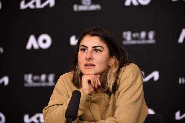 WTA Miami - Bianca Andreescu, blessée, a été dissuadée de continuer à jouer la finale par son physio