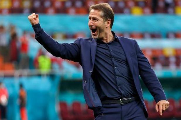 """Euro 2020 - Franco Foda croit en l'exploit contre l'Italie: """"Sur un match, nous pouvons rivaliser"""""""