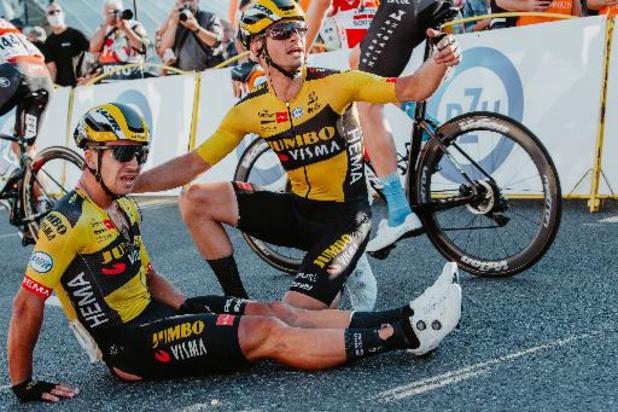 Tour d'Italie: le Néerlandais Dylan Groenewegen reprend la route après neuf mois de suspension