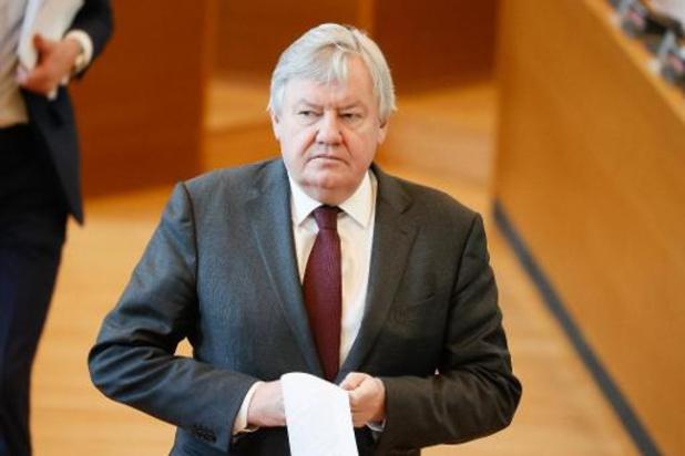 La présence de Jean-Claude Marcourt requise au palais de justice de Liège