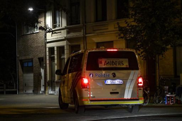 Antwerpse politie betrapt achttien personen op lockdownfeest