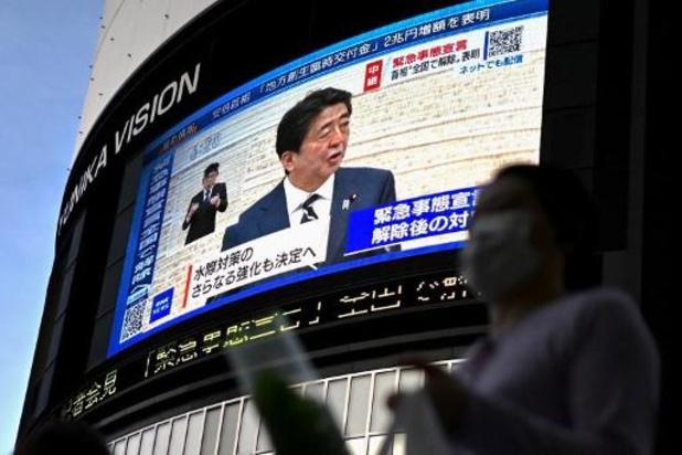 Noodtoestand opgeheven in heel Japan
