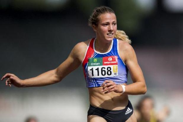 Vlaamse Atletiekliga voorziet opnieuw micromeetings voor topatleten, de eerste nu zaterdag