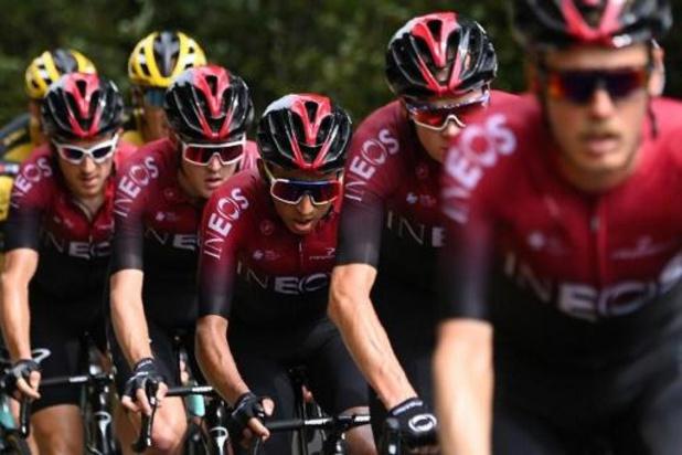 Chris Froome et Geraint Thomas écartés, l'équipe Ineos sera emmenée par Bernal et Carapaz