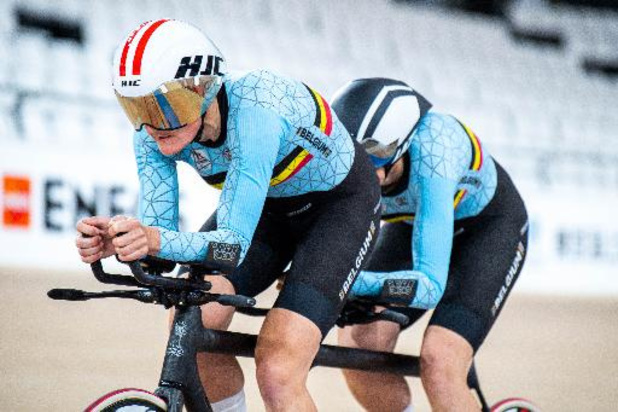 Paralympische Spelen - Griet Hoet grijpt naast bronzen plak in de 3 km individuele achtervolging