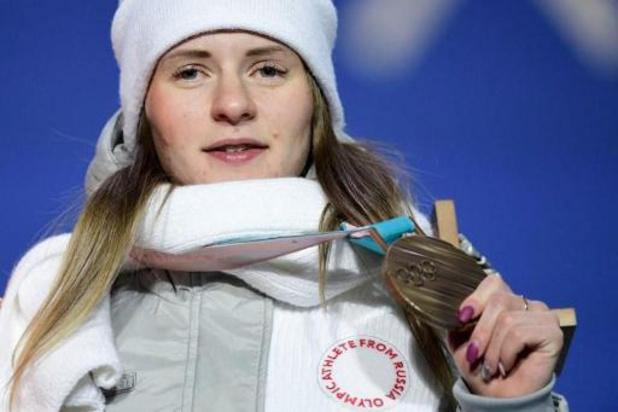 WK schaatsen - Russin Natalia Voronina onttroont Martina Sablikova met wereldrecord
