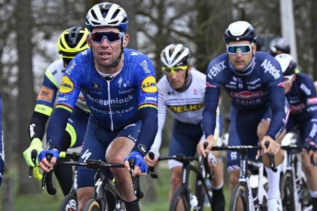 Mark Cavendish (Deceuninck-Quick Step) signe une 4e victoire lors de la dernière étape