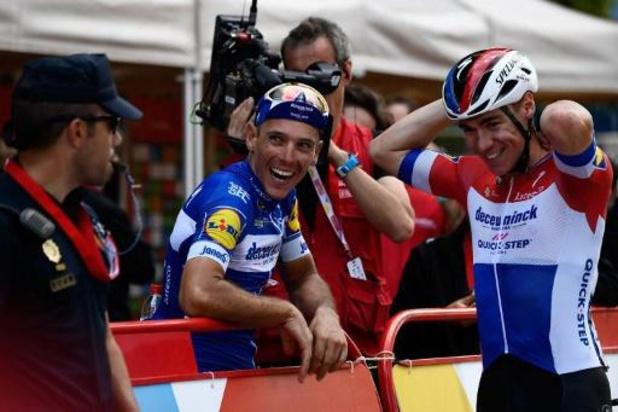 Vuelta - Jakobsen snelt naar tweede ritzege in Vuelta
