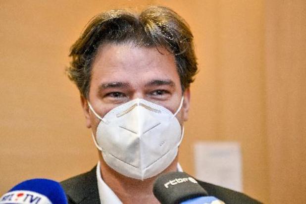 Le procès d'Alain Mathot est fixé au 17 janvier 2022 devant la cour d'appel de Liège