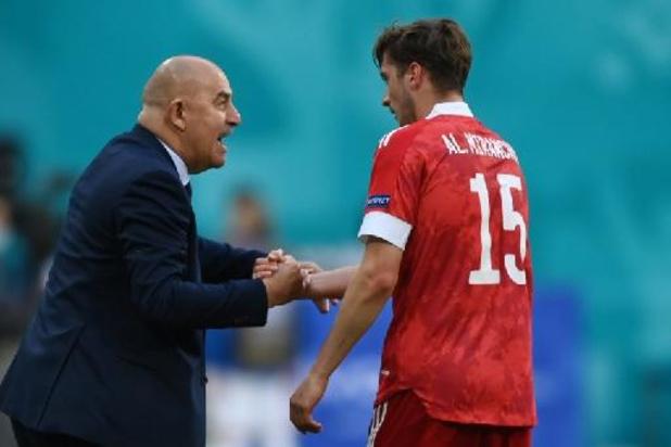 """""""Plan heeft gewerkt"""", zegt Russische coach na winst tegen Finland"""